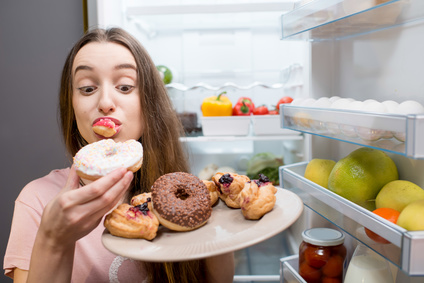 Abnormal Food Cravings Aversions And Pica During